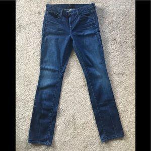 Vince slim straight jeans, size 29